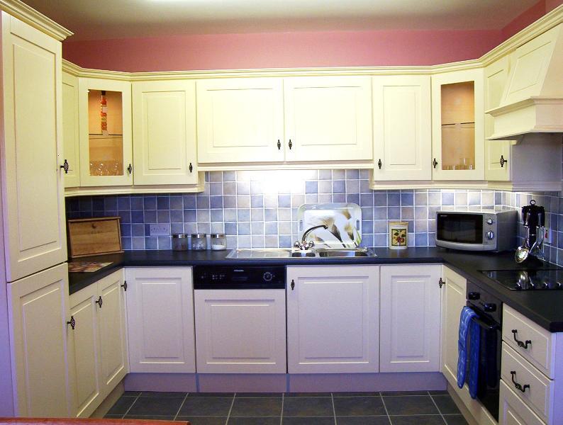 Kitchen in Millstone Cottage No.2