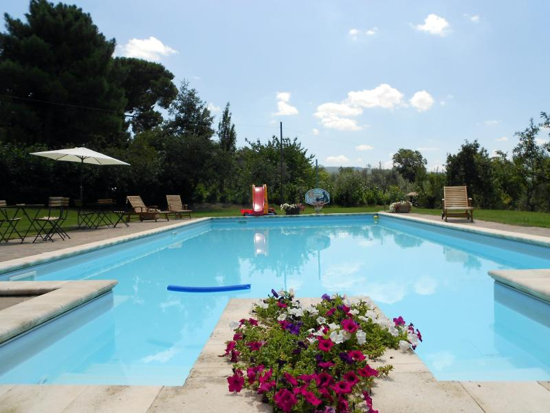La Meridiana Strana, vakantiewoning in Cura di Vetralla