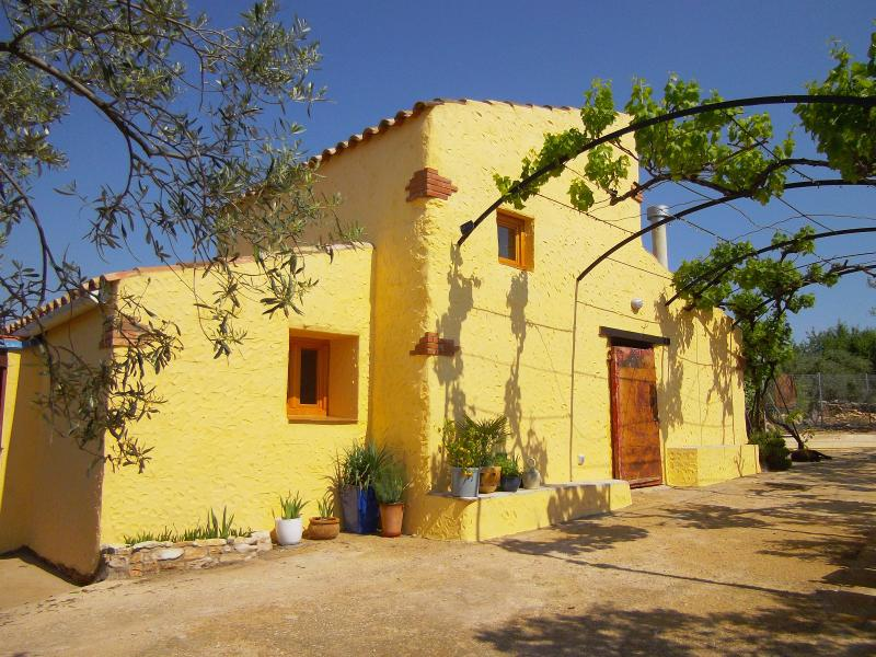 Manna House Casita, location de vacances à Tortosa