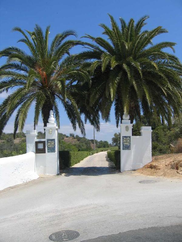 Quinta da Saudade Entrance