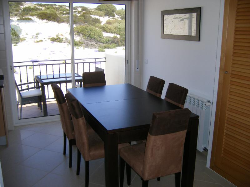 Dining Area and Rear Terrace