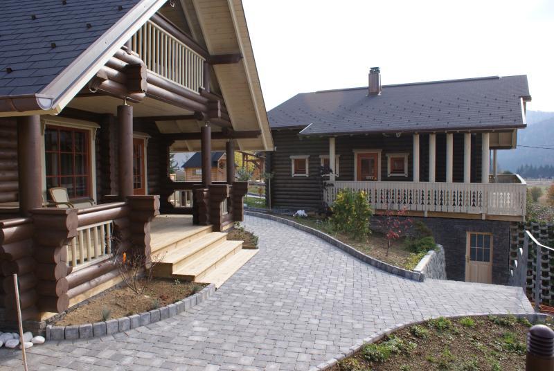 Villa Pinus Mugo exterior