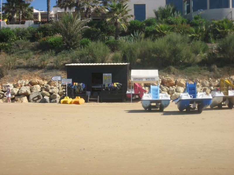 Santa Eulalia strand - watersport