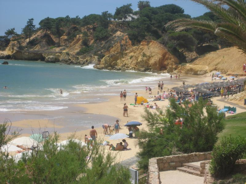 Santa Eulalia strand Albuferia
