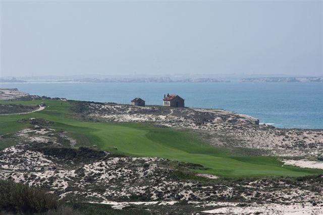 Golf and Ocean Views