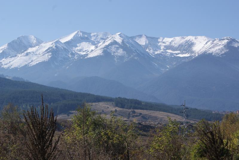 Montagne di Pirin