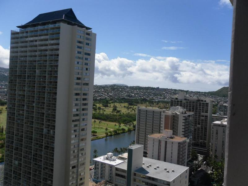 Right View from Lanai