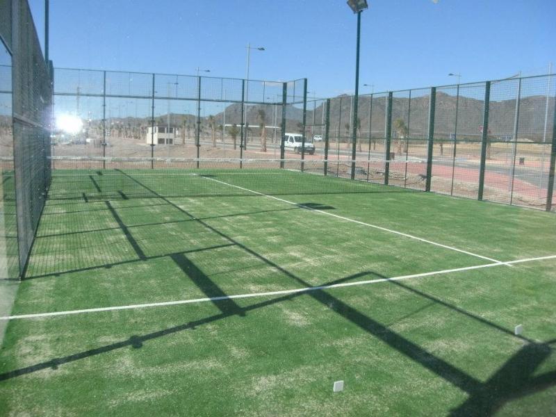 Paddel Tennis Court