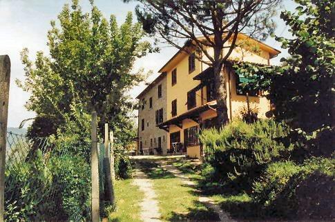 The farmhouse Le Valli