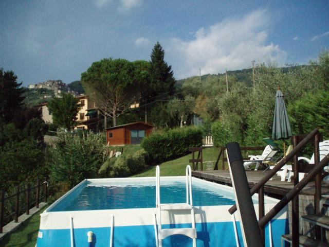 Le Valli, with private pool, holiday rental in Castelvecchio