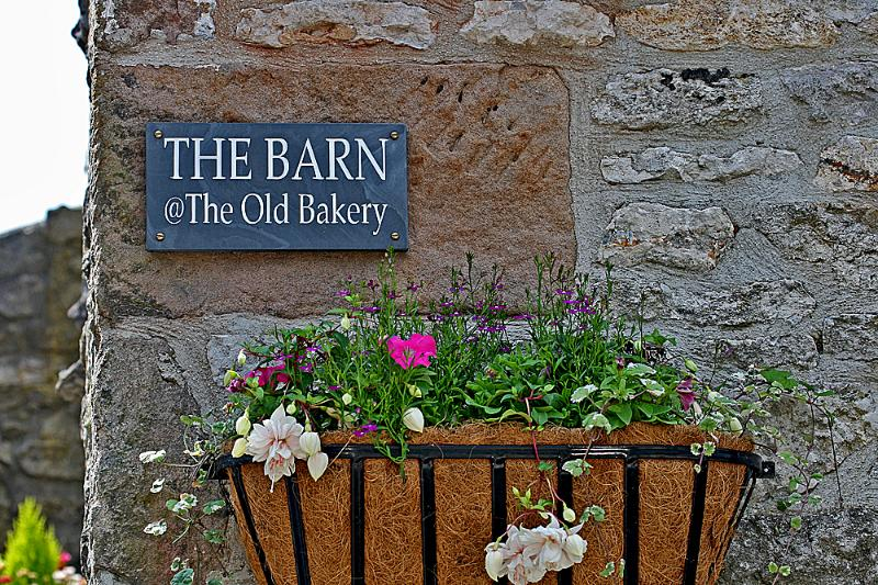 Welcome to 'The Barn @ The Old Bakery'