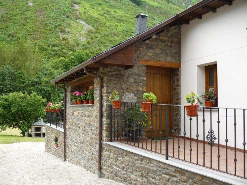 Apartamentos en reserva de la biosfera en Asturias de 1 habitacion, vacation rental in Grandas de Salime Municipality