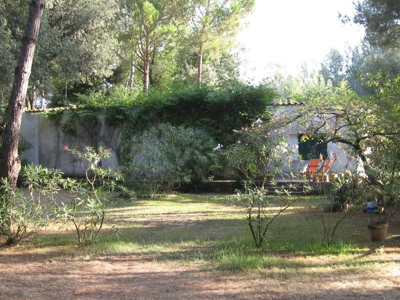 casa con giardino, holiday rental in Massa