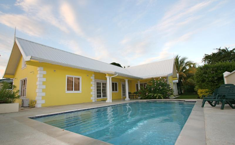 Villa Kiskadee & pool