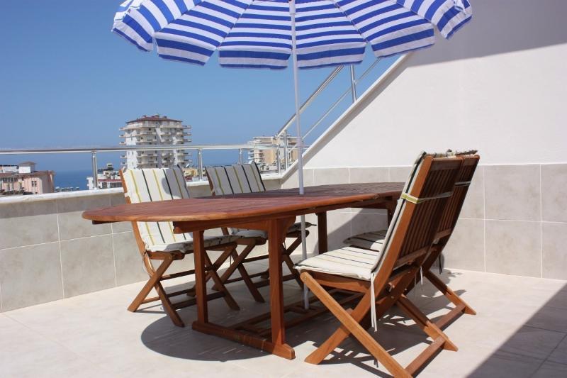 Alanya Beach Resort II, holiday rental in Mahmutlar