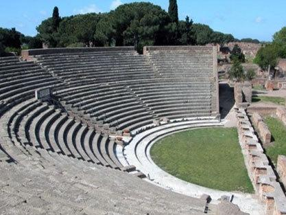 2 km from our place there is Ostia Antica the Rome ancient port. you'll feel an ancient roman