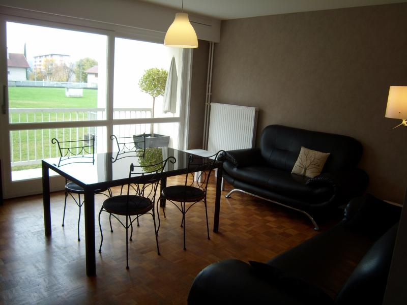 LAC DU BOURGET AIX LES BAINS, holiday rental in Mouxy
