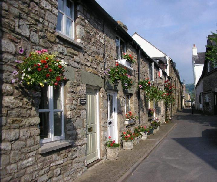 Brocklebank Cottage- A beautiful cottage in the centre of Hay-On-Wye, alquiler de vacaciones en Hay-on-Wye