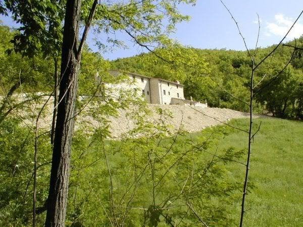 front elevation,immersed in 500 hectars of Nature Reserve