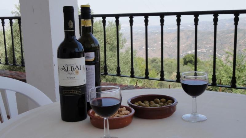Relax at Casa la Molina