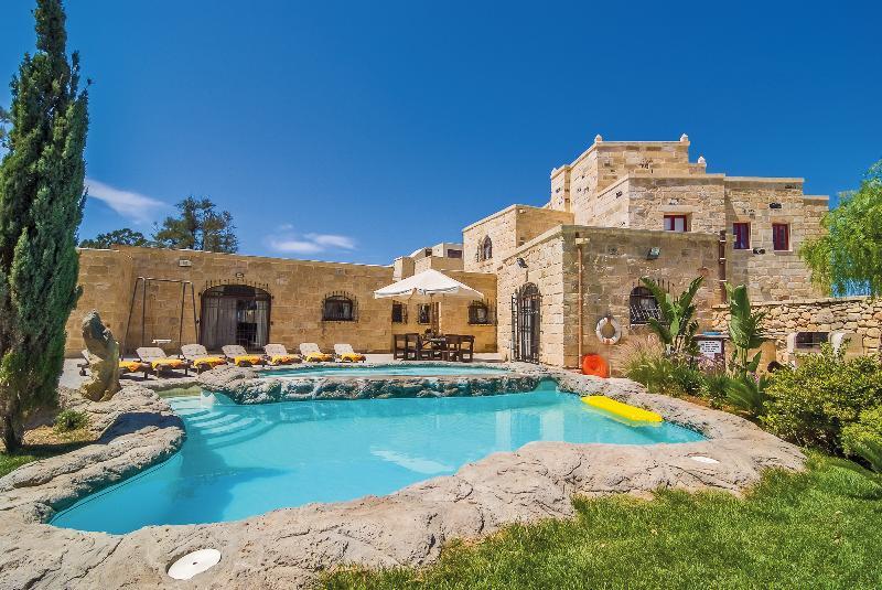 The Chateau Pool Area