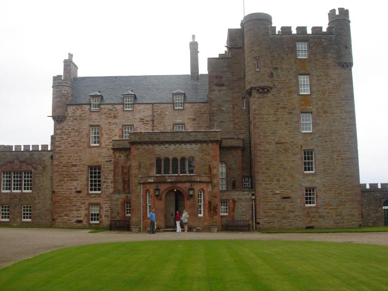Castle Mey, Queen Mothers Castle Open to visitors please check opening dates and times