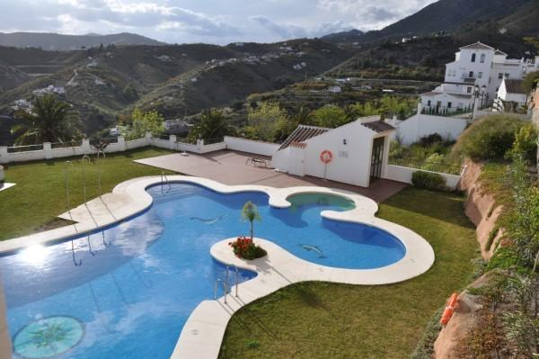 Frigiliana Heights Nº 28, holiday rental in Frigiliana