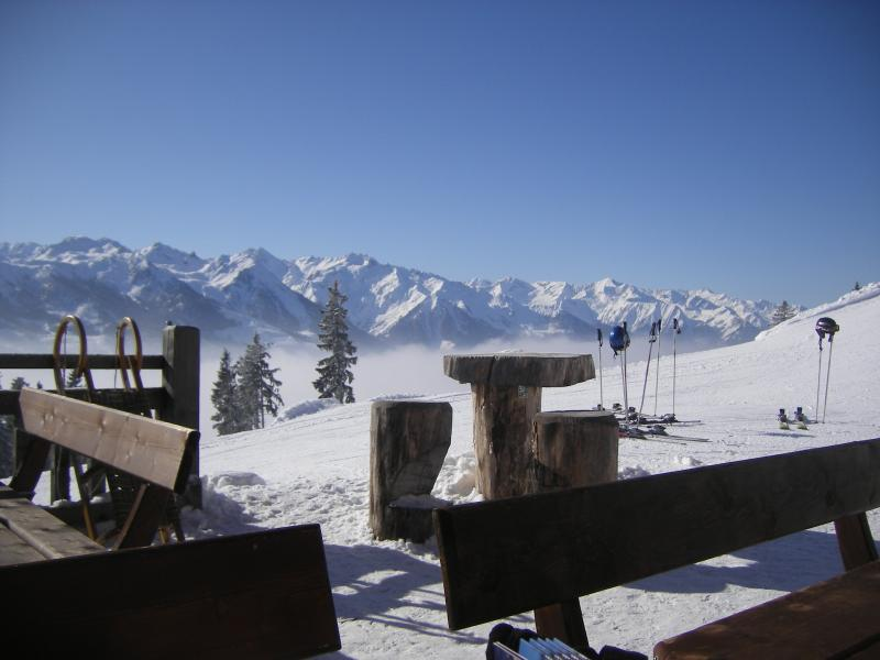 ...and the mountain huts are busy too!