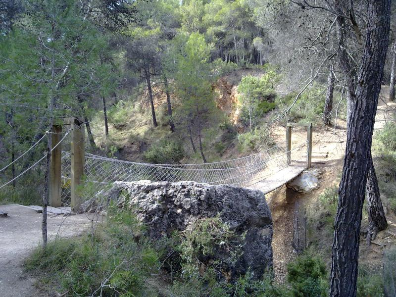Cool walks in the nearby Sierra Espuna mountains