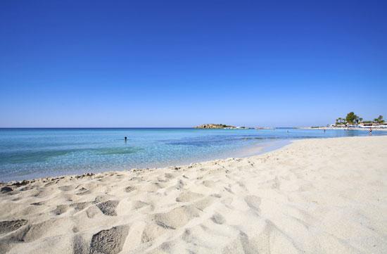 Ayia Napa beaches