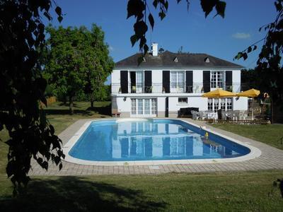 Fabulous pool & terrace