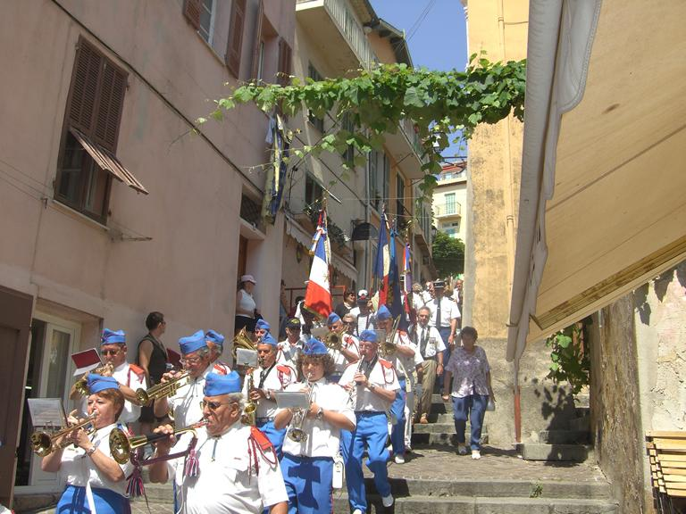 Villefranche Old Town