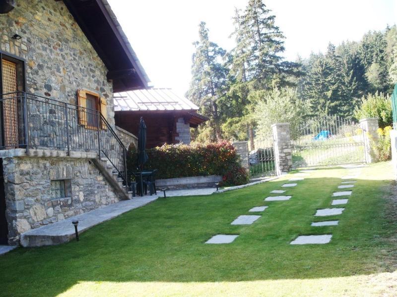 BILOCALE BAITA RELAX, vacation rental in Aosta