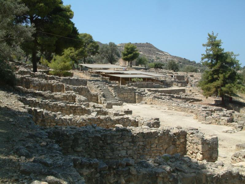 Triada ancient site