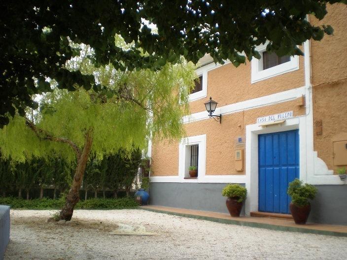 Cortijo de Rojas, Casa del Mulero, location de vacances à Caravaca de la Cruz