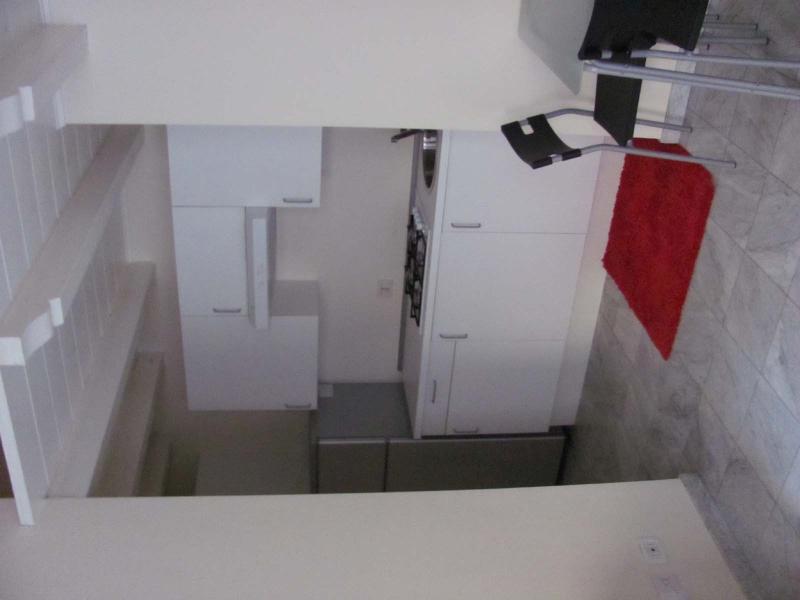 the kitchen corner
