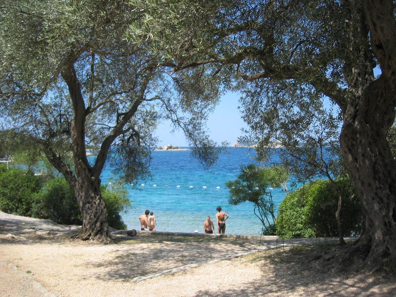 Mirista beach, June