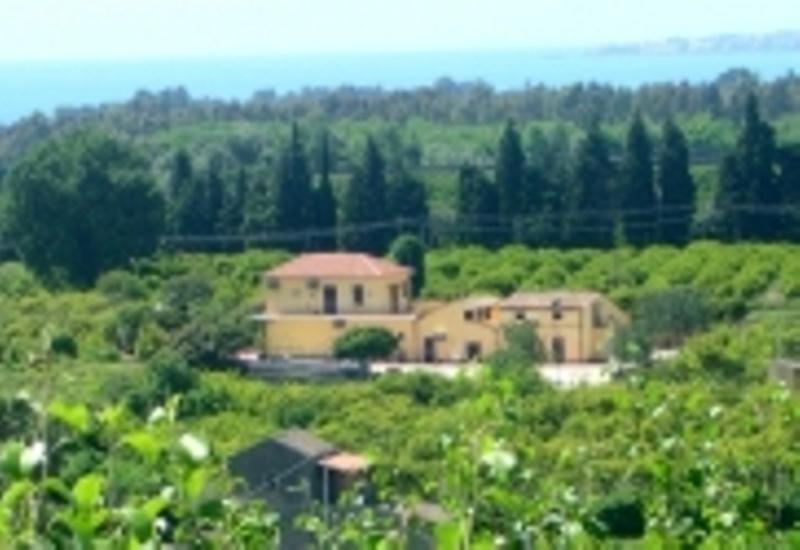 panorama Oasi del Fiumefreddo residence