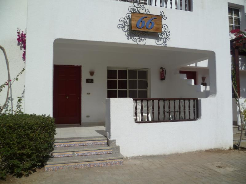 View of Apartment and Balcony