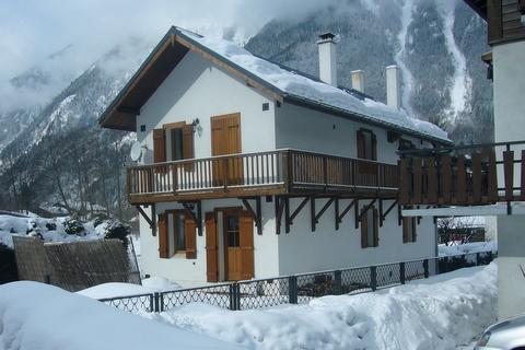 Chalet Heidi Route des Pelerins Chamonix