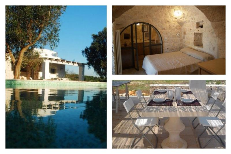 WhiteTrullo, holiday rental in Capece