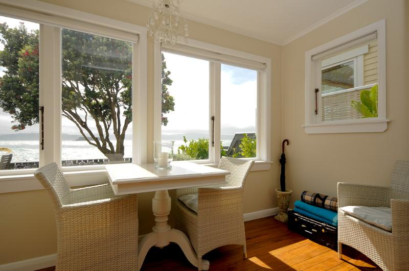 Sunroom - a perfect place to sit and do nothing