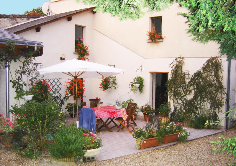 La maison fleurie, holiday rental in Allonnes