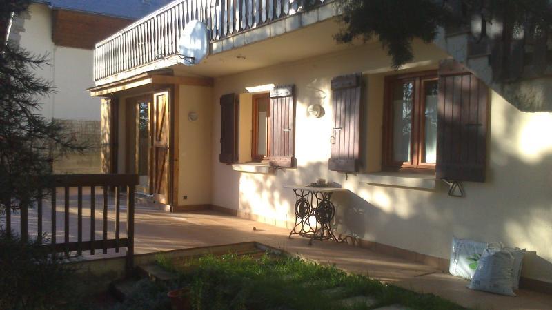 Loft en Saillagouse - Cerdanya, location de vacances à Eyne