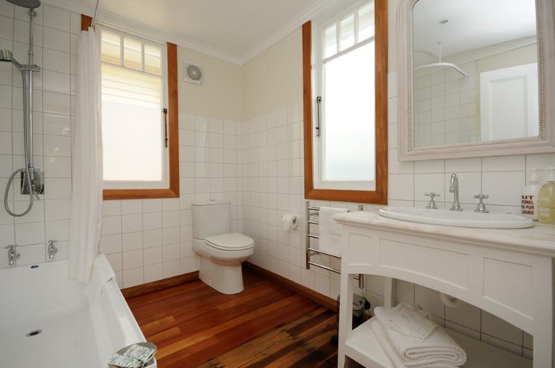 Banheiro imaculado