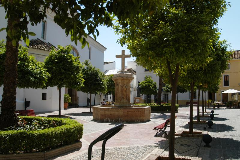 Marbella Old Town - well worth a visit
