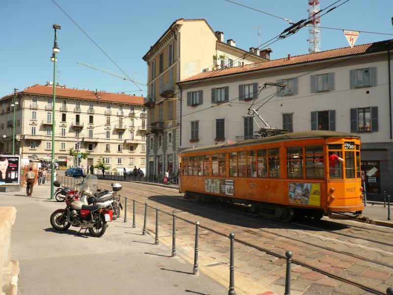 Tramways originales de se déplacer