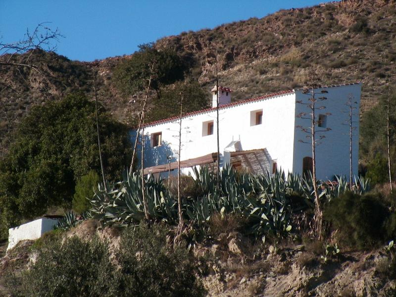 Cortijo Algarrobo, holiday rental in Arboleas