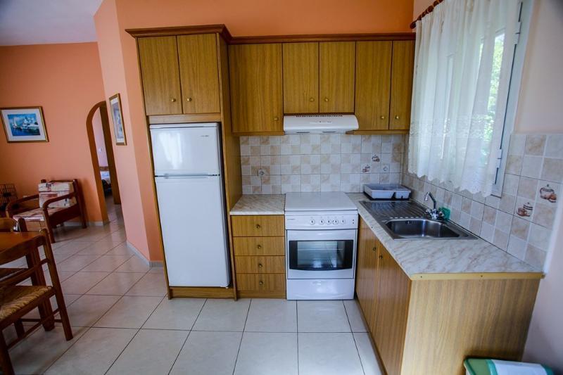 Fullt equipped kitchen