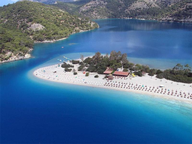 Classic view of our lovely Oludeniz.